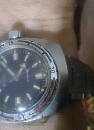 Часы наручные мужские Восток Амфибия