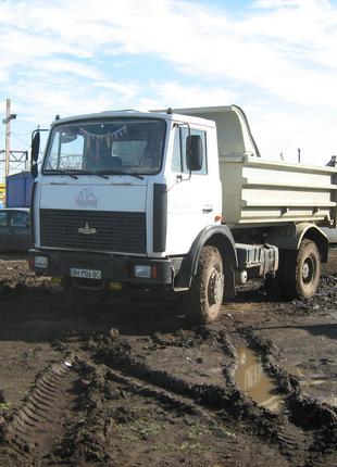 Вывоз строительного мусора, перевозка стройматериалов