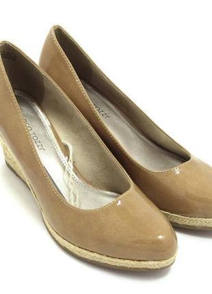 Женские туфли marco tozzi 7696 / размер: 41