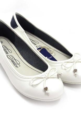 Женские балетки tom tailor 7769 / размер: 40