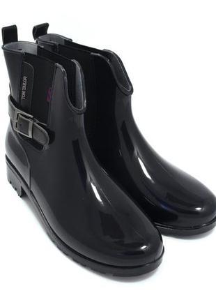 Женские резиновые сапоги tom tailor 8284 / размер: 41