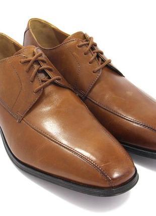 Мужские туфли clarks 8128 / размер: 46