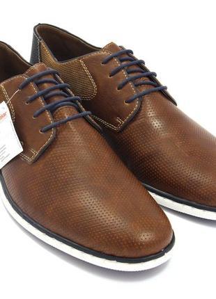 Мужские туфли rieker 8131 / размер: 46
