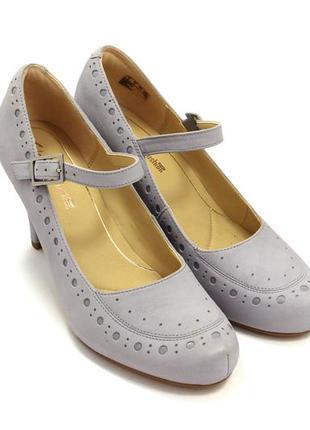 Женские туфли clarks 8540 / размер: 38