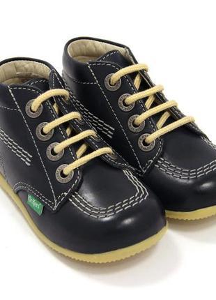 Ботинки для мальчиков kickers 8508 / размер: 23
