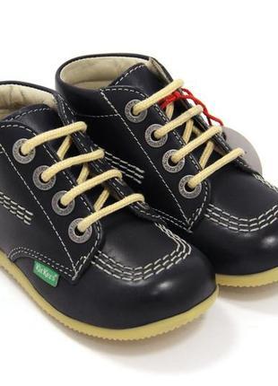 Ботинки для мальчиков kickers 8625 / размер: 23
