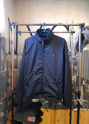 Polo by Ralph Lauren куртка харингтон мужская
