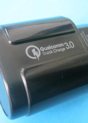 Быстрая зарядка 5V/3A QC 3.0 лот №3