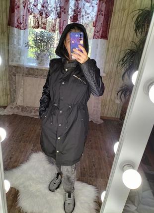Плащ ветровка куртка пальто парка