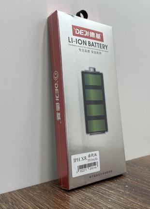 Усиленная батарея IPhone XR акб аккумулятор