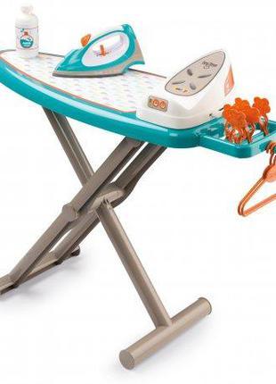 Игровой набор гладильная доска с паровым утюгом Smoby 330118