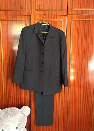 Классический деловой костюм