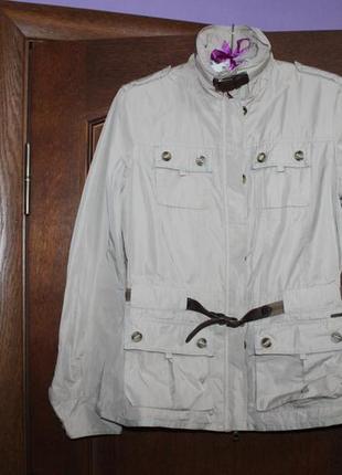Стильная куртка ветровка пиджак massimo dutti