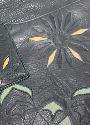 Красивая кожана сумка radley индия