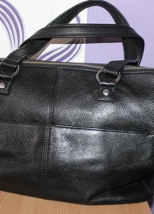 Большая брендовая сумка calvin klein