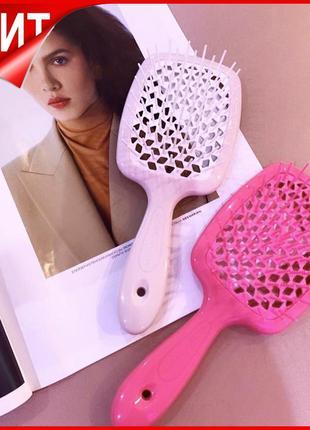 Расческа для волос Cecilia Super Hair (аналог Janeke Superbras...