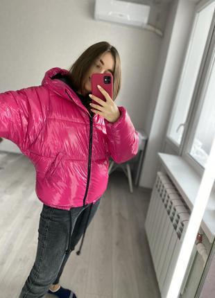 Зимняя куртка , женская куртка зимняя куртка