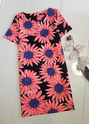 Яркое платье сарафан. размер s/m