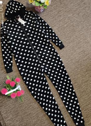 Плюшевая пижама. тёплая пижама кигуруми. женское кигуруми. новое