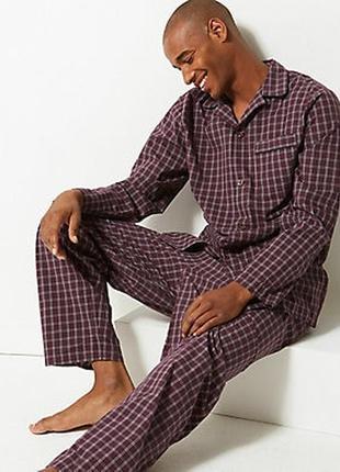Мужская пижама 🎄marks & spencer🎄 домашний костюм