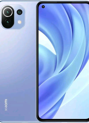 Смартфон Xiaomi Mi 11 Lite 6/128GB Boba Black/Bubblegum Blue NFS