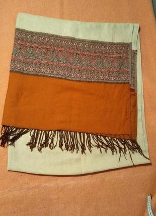 Красивый 😍 шарф платок палантин плед