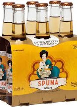 Сицилийские безалкогольные газированные напитки с натур. соками