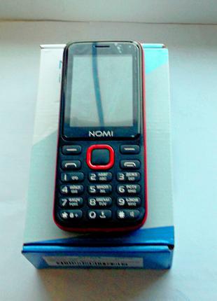 Мобильный телефон Nomi! Новый с гарантией!