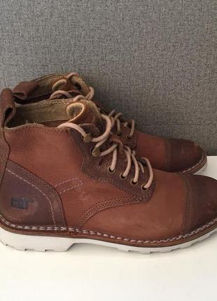 Чоловічі черевики caterpillar мужские ботинки сапоги
