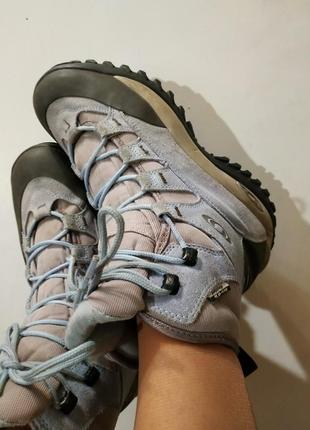 Ботинки salomon contagrip water resistent, брендовая обувь и в...