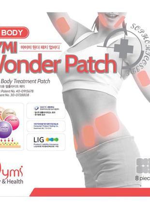 Пластырь для похудения Mymi wonder patch Up Body для талии и в...