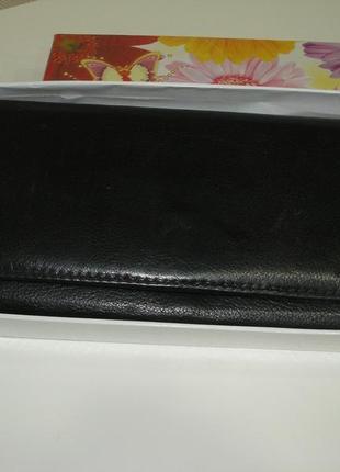 Кожаный кошелек польша