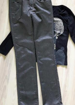 Шикарные штаны с высокой посадкой