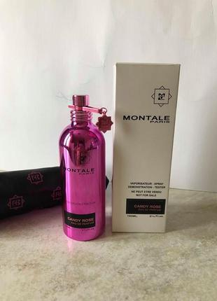 Montale candy rose монталь парфюм