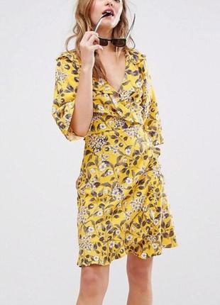 Сукня платье на запах