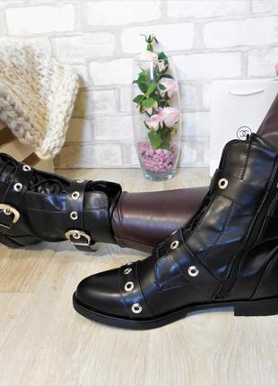 Шикарные ботинки топ модель сезона весна осень