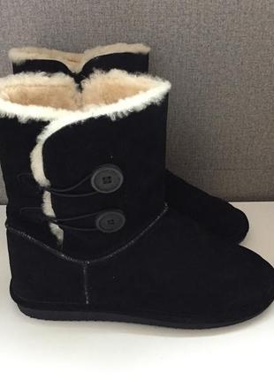 Зимові чоловічі уггі pesaro зимние мужские угги ботинки