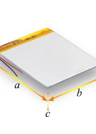 Аккумулятор для Apple iPhone 6S Характеристики MOXOM Lite