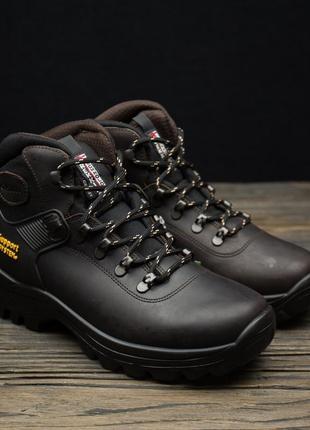 Легкие водонепроницаемые зимние ботинки grisport 736110 оригин...