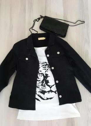 Катоновый пиджак 10-12 лет