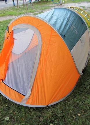 Палатка туристическая двухместная Bestway 235 x 145 x 100 см