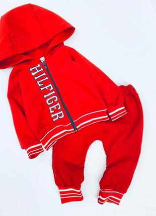 Суперовый спортивный костюм для малышей