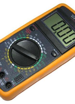 Мультиметр DT-9207 (тестер)