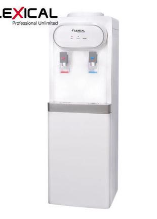 Кулер для воды LEXICAL LWD-6003-1 550W / 85W напольный диспенс...