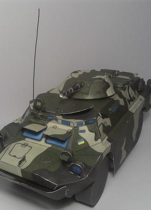 Паперова модель БРДМ-2