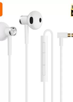 Наушники Xiaomi Dual Driver Earphones - White (Белый)