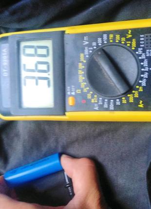 Тестер мультиметр