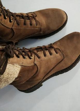 Ботинки теплые cinzia rossi, ,брендовая обувь по супер цене, л...