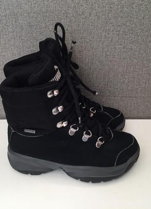 Зимові дитячі черевики puma tresenta gtx зимние детские ботинк...