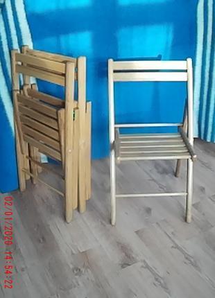 стілець розкладний